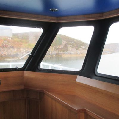 styrhus M/S Frøyhav